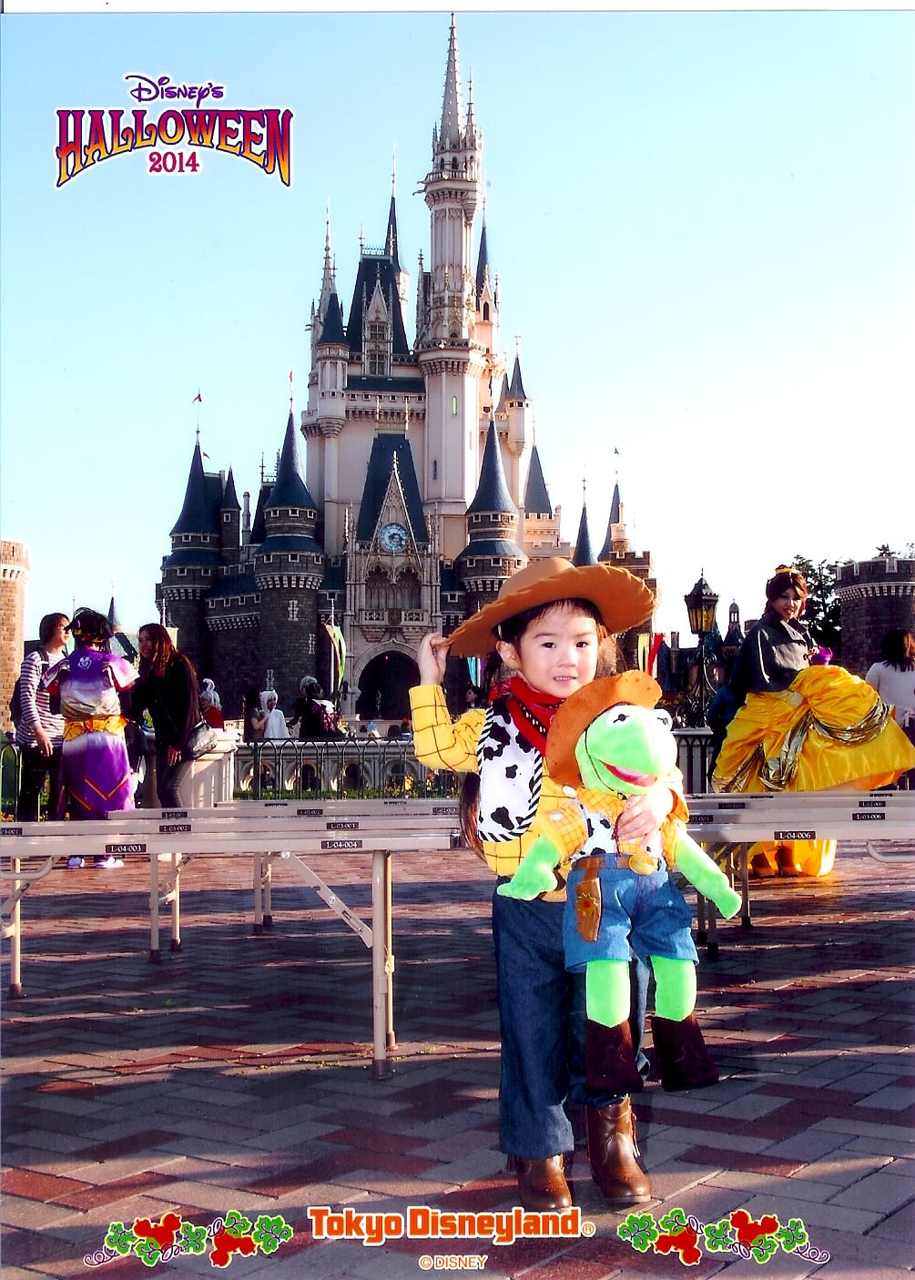 スタジオm・ディズニーハロウィーンツアー2014 (2) - 舞蛙堂本舗