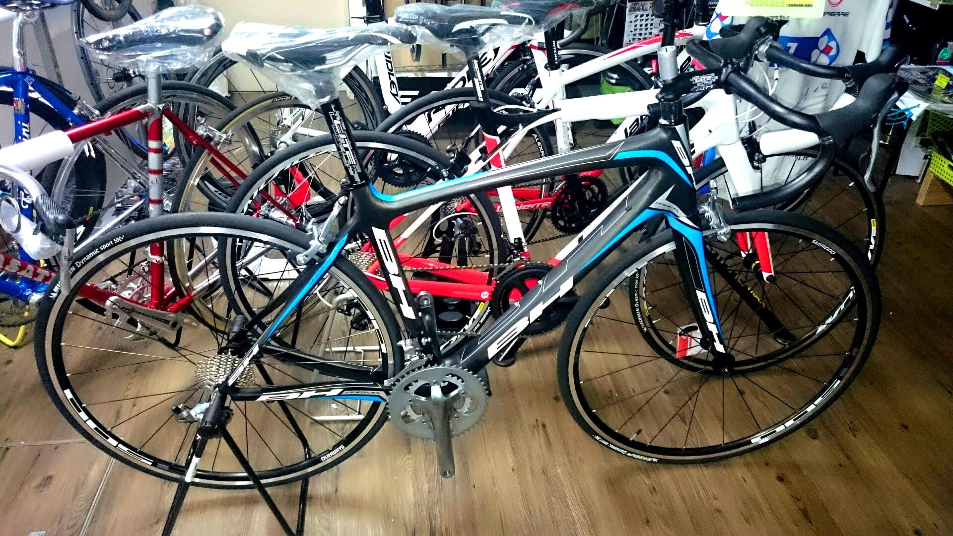 180cm以上の方に朗報 カーボンバイクが15万円 シクル マーモット Cycles Marmotte