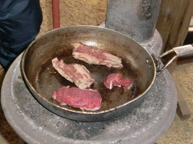 ジビエ・鹿の焼き肉
