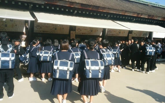 修学旅行③ - こんにちは!浜松市立曳馬中学校のブログです♪