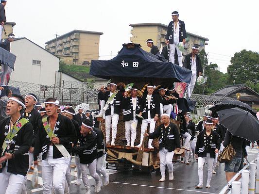 熊取 だんじり 2019