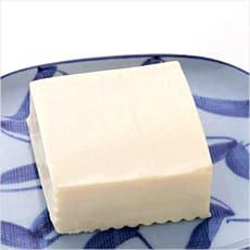 「豆腐は木綿と絹ごし、どっちが好き? ←こ」の質問画像