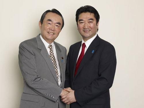 来る!平沼赳夫元経済産業大臣 - 升田世喜男のブログ