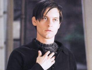 スパイダーマン=ピーター・パーカー(トビー・マグワイヤ)  全シリーズに登場!「ボーイズ・ライフ」93年でデカプリオやデニーロと共演。この作品で注目を浴びる。