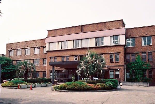 東大病院分院 - 都市徘徊blog