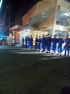 年末夜警見舞式