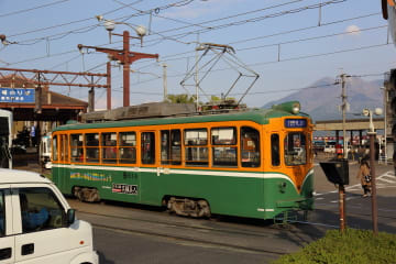 鹿児島市電と指宿枕崎線でW最南...