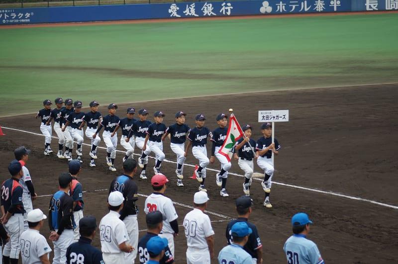 大和軟式野球スポーツ少年団