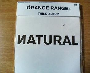 音楽:「ИATURAL」ORANGE RANGE ...