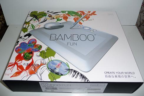 wacom bamboo fun cte650 �������� ��sample life��