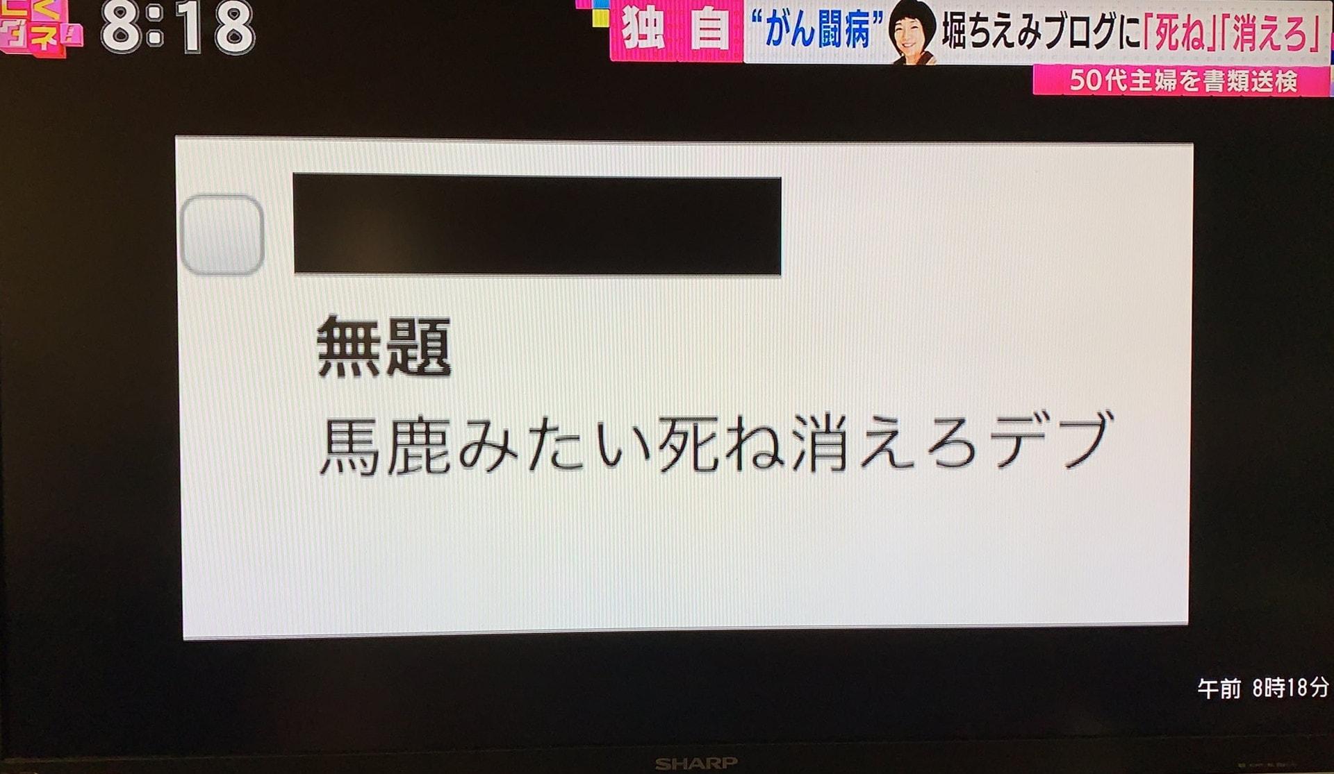 「 堀ちえみ ブログ 逮捕」の画像検索結果
