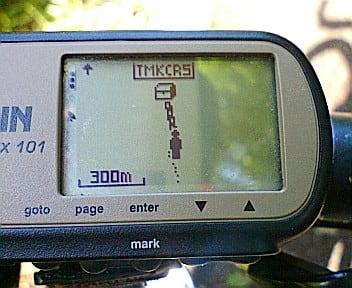 ジオキャッシング「Tamako Cycling Road by funji」