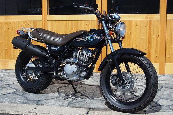 200 バンバン バンバン200(スズキ)のバイクを探すなら【グーバイク】