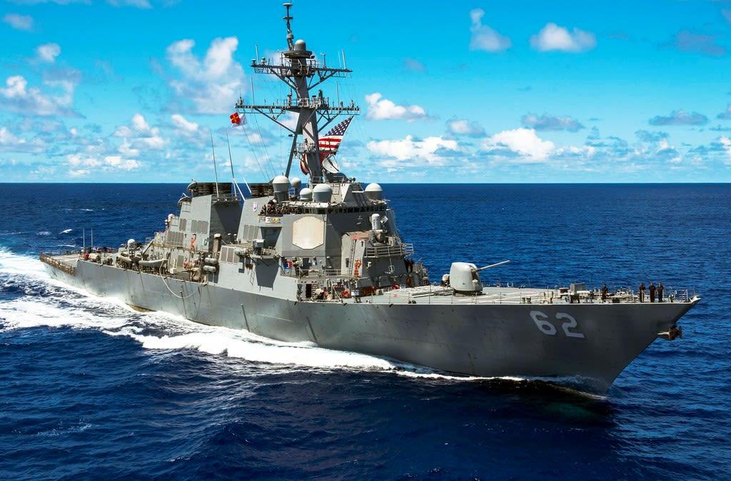 USS Fitzgerald, DDG-62【岩淸水・米軍装備】