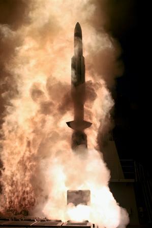 自衛隊のミサイル
