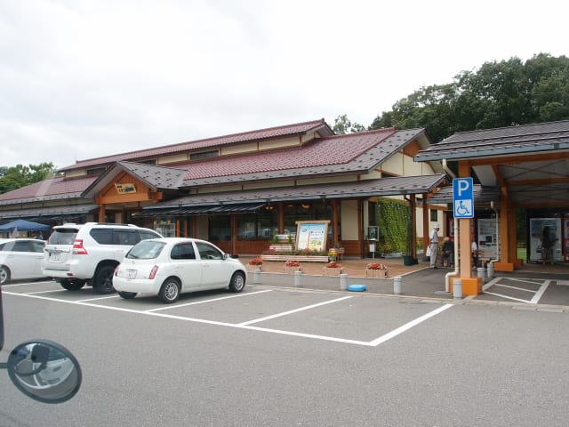 走りに走って福井県、道の駅「若...