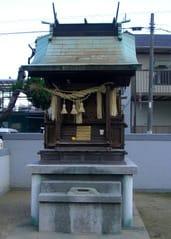 港八幡神社