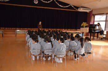 宗教の時間 - 天使幼稚園