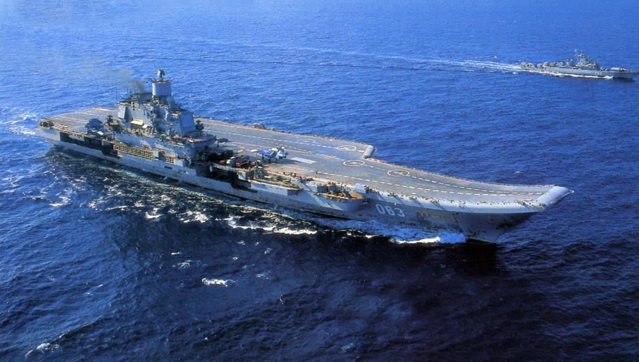 ウリヤノフスク級航空重巡洋艦 - 岩淸水