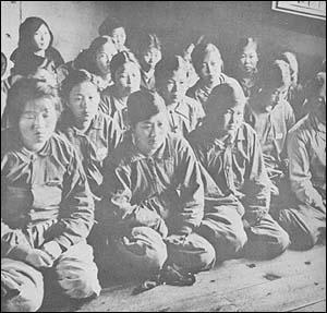 朝鮮戦争の慰安所 - 浮世風呂