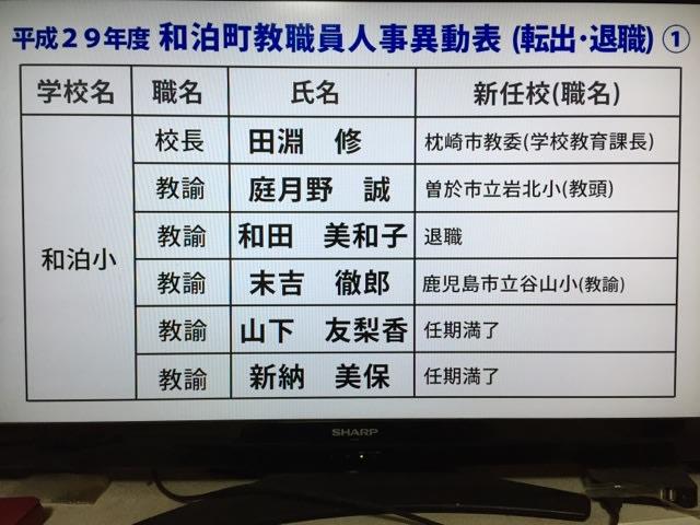 異動 教職員 鹿児島 県