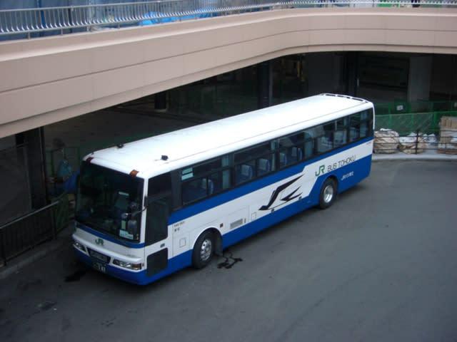 ジェイアールバス東北古川営業所
