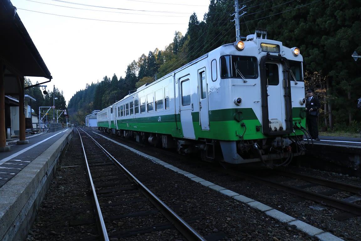 会津宮下駅 - 鉄旅にでようよ!