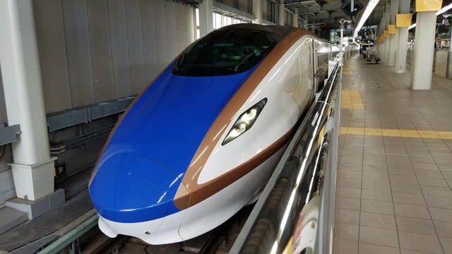 W7系新幹線電車