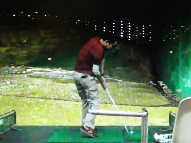 クローズ スタンス ゴルフ
