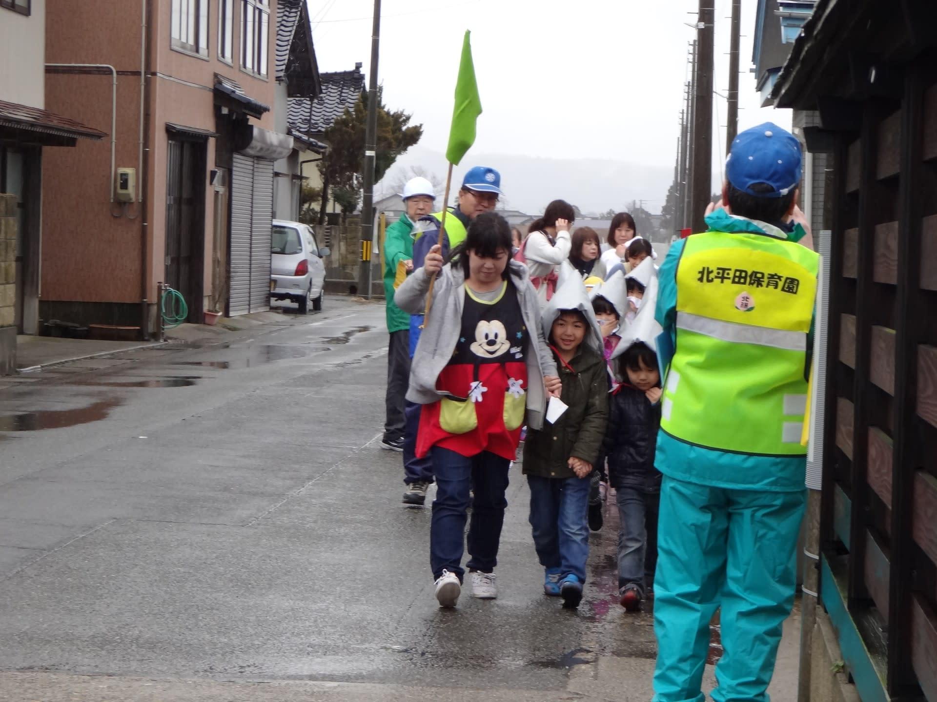 北平田保育園が4者と防災協定