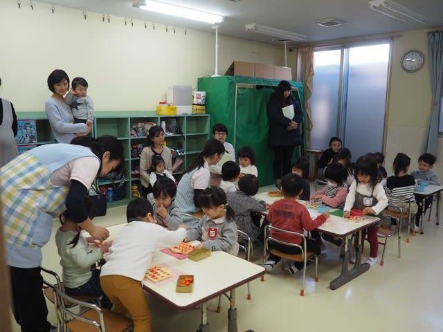 幼児教室(いちご組)♪保育見学説明会