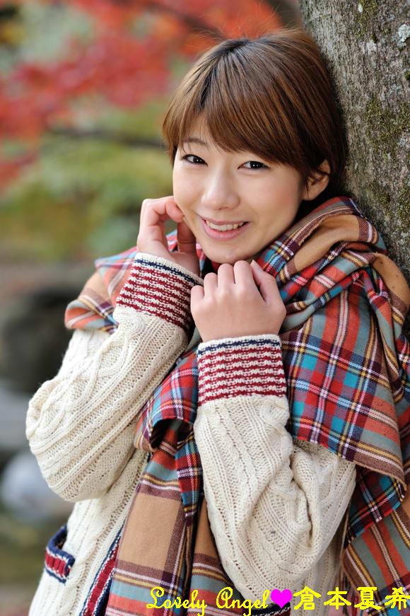 Lovely Angel 倉本夏希