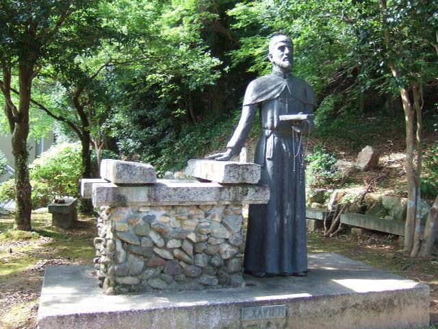山口(「や」を強く発音) 大好きなザビエル記念聖堂と亀山公園 , 閑話休題~いづのブログ~