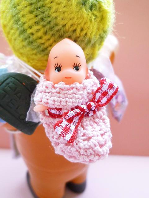 エケコ人形用小物 赤ちゃんが欲しい☆ 木苺 【小物のみの価格】