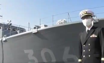 中共新型艦,対馬海峡,レンハイ級055型駆逐艦,護衛艦はぐろ,UUV,水中ドローン,掃海艦えたじま,海上自衛隊,掃海艦,,乗り物のニュース,働く乗り物,乗り物の話題,フリート,グランド,Fleet,万能論,Trafficn,news,Traffic,