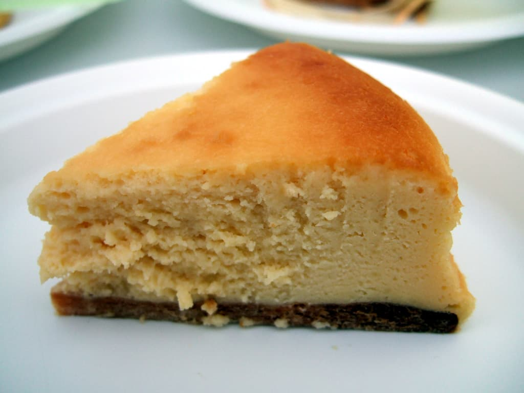 チーズ ケーキ フルーチェ