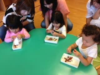 ぴよちゃん教室(親子教室)