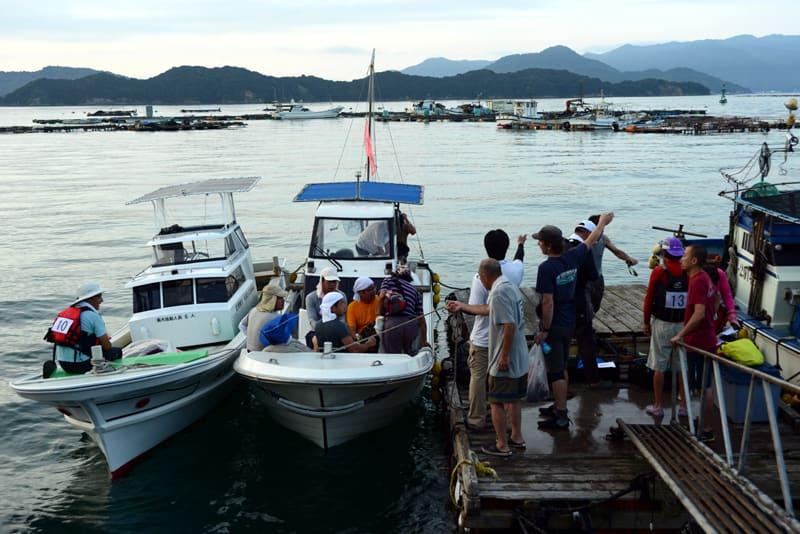 Gettingreadyboats