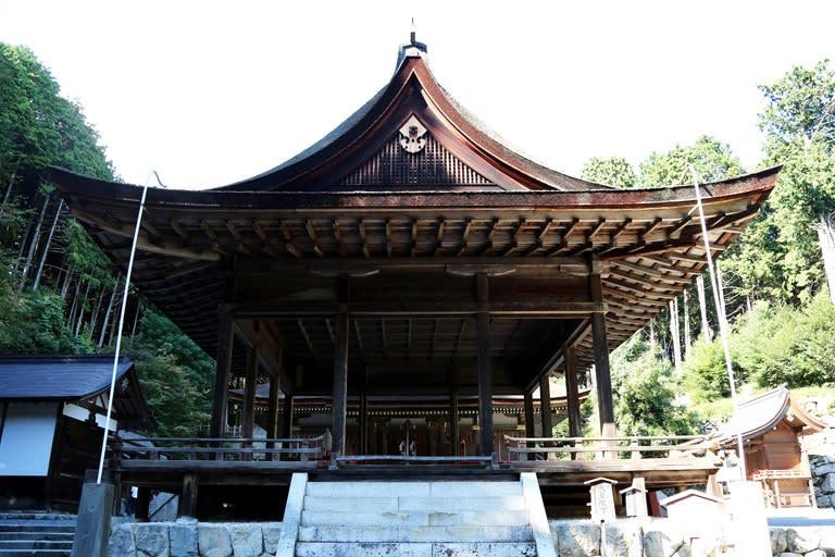 日吉大社、記紀の世界へ誘い。 - 土曜日は古寺を歩こう。