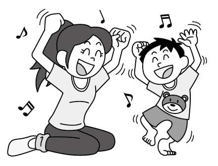 リトミックダンス ぼちぼちイラスト貼っていくブログ