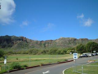 ハワイ4日目ブルーライン
