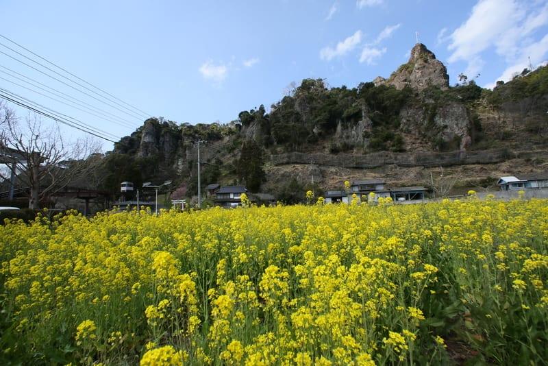 津奈木町にて(重磐岩) - 野坂屋旅館
