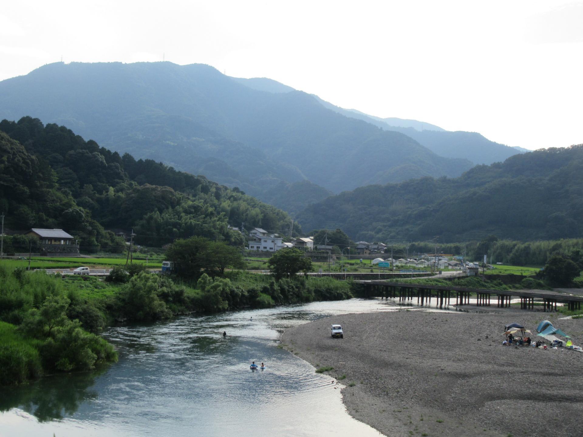 徳島、勝浦川 鮎釣り - <西日本の放浪記>