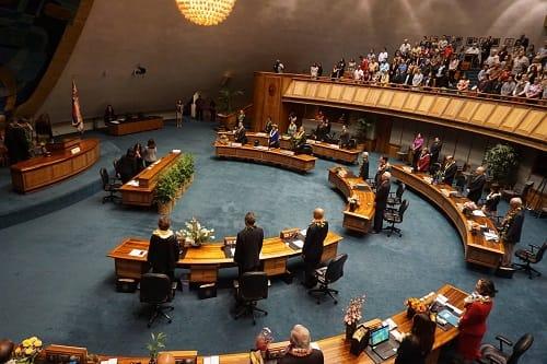 ハワイ州議会開会日 - 地域の声...