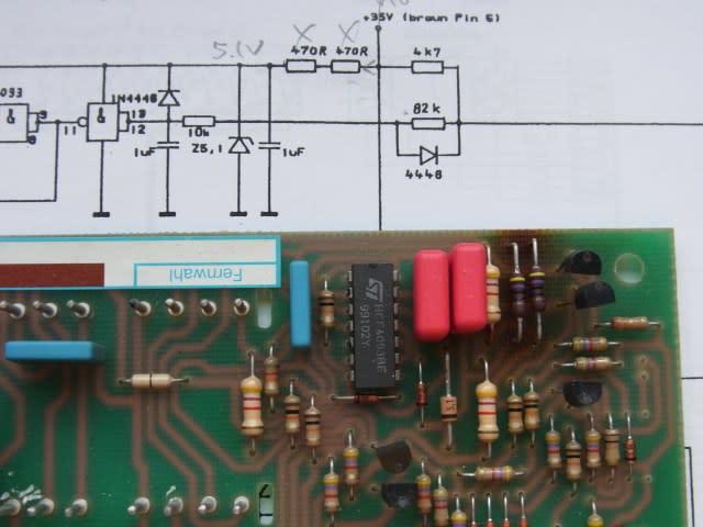 テレビ修理-頑固親父の修理日記