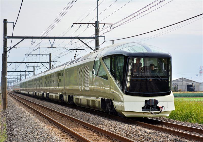 E001系「TRAIN SUITE 四季島」試...