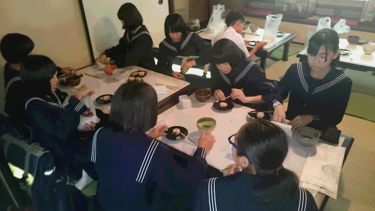 修学旅行④ - こんにちは!浜松市立曳馬中学校のブログです♪