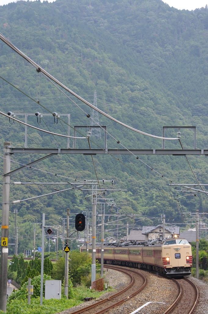 183系(国鉄特急色)特急「きのさき」