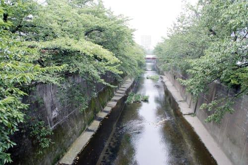 北耕地川跡を歩く~その一 - 東京 DOWNTOWN STREET 1980's