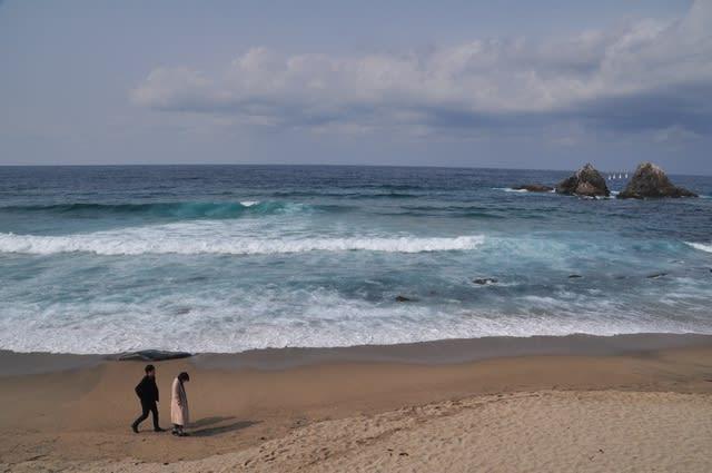 糸島海岸二見ヶ浦